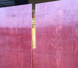 重慶建筑木模版
